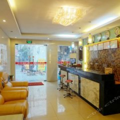 Отель Yuexin Hotel Китай, Гуанчжоу - отзывы, цены и фото номеров - забронировать отель Yuexin Hotel онлайн интерьер отеля фото 3