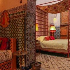 Отель Le Jardin Des Biehn Марокко, Фес - отзывы, цены и фото номеров - забронировать отель Le Jardin Des Biehn онлайн комната для гостей