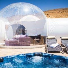 Отель Petra Bubble Luxotel бассейн фото 3
