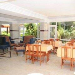 Отель Melis Otel Side питание