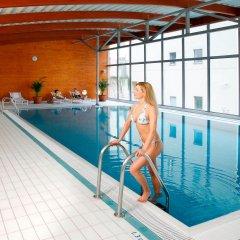 Отель Novotel Praha Wenceslas Square бассейн