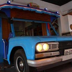 Отель Islanda Boutique городской автобус