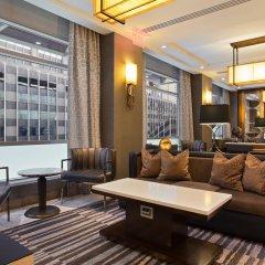 Отель New York Hilton Midtown США, Нью-Йорк - отзывы, цены и фото номеров - забронировать отель New York Hilton Midtown онлайн интерьер отеля фото 2