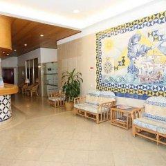 Отель Apartamentos Turisticos Algarve Mor Португалия, Портимао - отзывы, цены и фото номеров - забронировать отель Apartamentos Turisticos Algarve Mor онлайн интерьер отеля