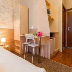 Амай-отель на Первомайской комната для гостей фото 4