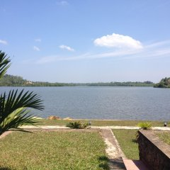 Отель Kalla Bongo Lake Resort Шри-Ланка, Хиккадува - отзывы, цены и фото номеров - забронировать отель Kalla Bongo Lake Resort онлайн приотельная территория