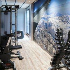 Отель Gran Via BCN фитнесс-зал