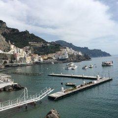 Отель Amalfi Design Италия, Амальфи - отзывы, цены и фото номеров - забронировать отель Amalfi Design онлайн приотельная территория фото 2