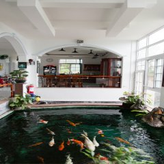 Отель Beautiful Moon Hoi An Villa бассейн
