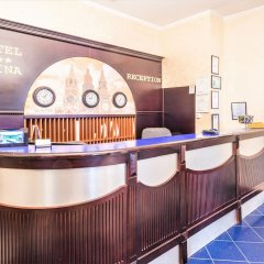 Отель Rija Irina Рига интерьер отеля