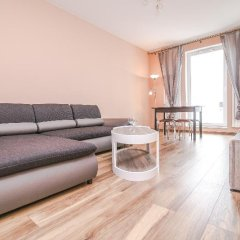 Апартаменты Pokorna Apartments комната для гостей фото 5