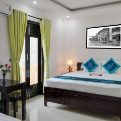 Отель Sunshine Homestay Hoi An комната для гостей фото 2