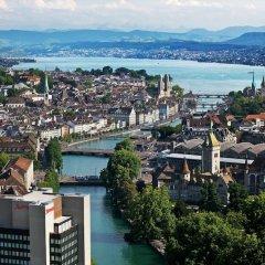 Zurich Marriott Hotel фото 10
