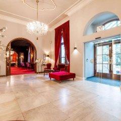 Отель Clarion Grand Zlaty Lev Либерец интерьер отеля фото 3