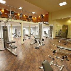 Отель Acrotel Athena Pallas Village фитнесс-зал
