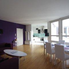 Отель Boutique Apartments Leipzig II Германия, Лейпциг - отзывы, цены и фото номеров - забронировать отель Boutique Apartments Leipzig II онлайн комната для гостей фото 4
