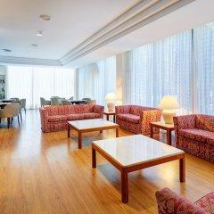 Отель Hipotels Bahía Grande Aparthotel интерьер отеля фото 3