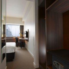 Thon Hotel Brussels City Centre сейф в номере