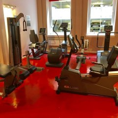Отель Fraser Suites Glasgow фитнесс-зал фото 4