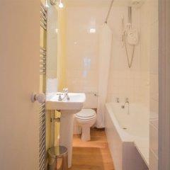 Апартаменты Elgin Crescent Apartment ванная