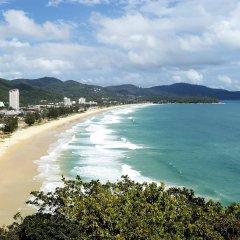 Отель Novotel Phuket Karon Beach Resort & Spa Пхукет пляж