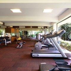 Отель Alila Diwa Гоа фитнесс-зал