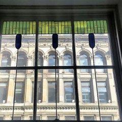 Rennie Mackintosh Hotel - Central Station балкон