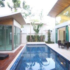 Отель Areca Pool Villa бассейн фото 3