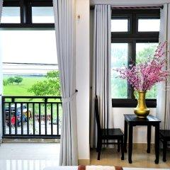 Отель Hoi An Bali Homestay балкон