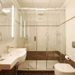 Отель Iris Генуя ванная