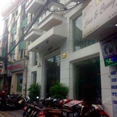 Medallion Hanoi Hotel парковка