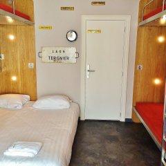 Отель Train Hostel Бельгия, Брюссель - отзывы, цены и фото номеров - забронировать отель Train Hostel онлайн сейф в номере