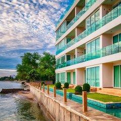 Отель Paradise Ocean View Бангламунг приотельная территория фото 2