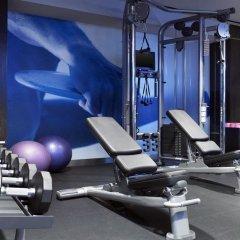Отель W Los Angeles - West Beverly Hills фитнесс-зал