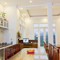 Отель Tan Thanh Beach Villa интерьер отеля