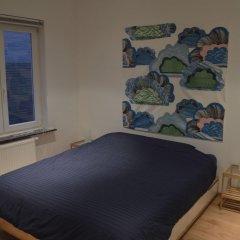 Апартаменты Apartment Montagne Grand Place Брюссель комната для гостей