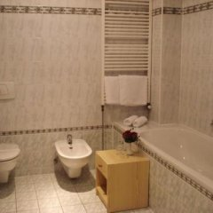 Hotel Palacký ванная фото 2