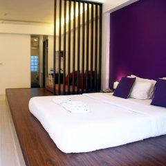 Отель Baan Saladaeng Boutique Guesthouse Бангкок комната для гостей фото 3
