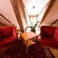 Отель Santini Residence Чехия, Прага - отзывы, цены и фото номеров - забронировать отель Santini Residence онлайн интерьер отеля фото 2