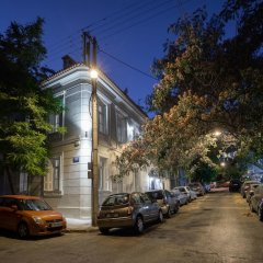 Отель Noble Suites Афины парковка
