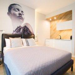 Отель Empire Apart Польша, Вроцлав - 1 отзыв об отеле, цены и фото номеров - забронировать отель Empire Apart онлайн комната для гостей фото 2