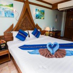 Grand Blue Hotel комната для гостей
