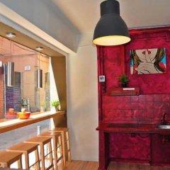 Gracia City Hostel гостиничный бар