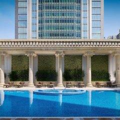 Отель The Ritz Carlton Guangzhou Гуанчжоу бассейн фото 3