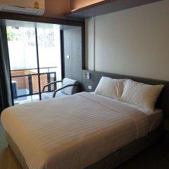 Отель Silom Studios Бангкок комната для гостей