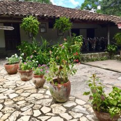 Hotel Hacienda San Lucas Копан-Руинас фото 3