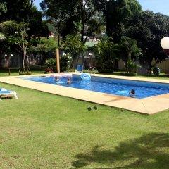 Отель Nanai Residence бассейн