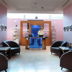 Al Raha Beach Hotel Villas интерьер отеля