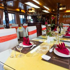 Отель Halong Lavender Cruises питание