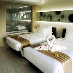 The Pattaya Discovery Beach Hotel Pattaya комната для гостей фото 4